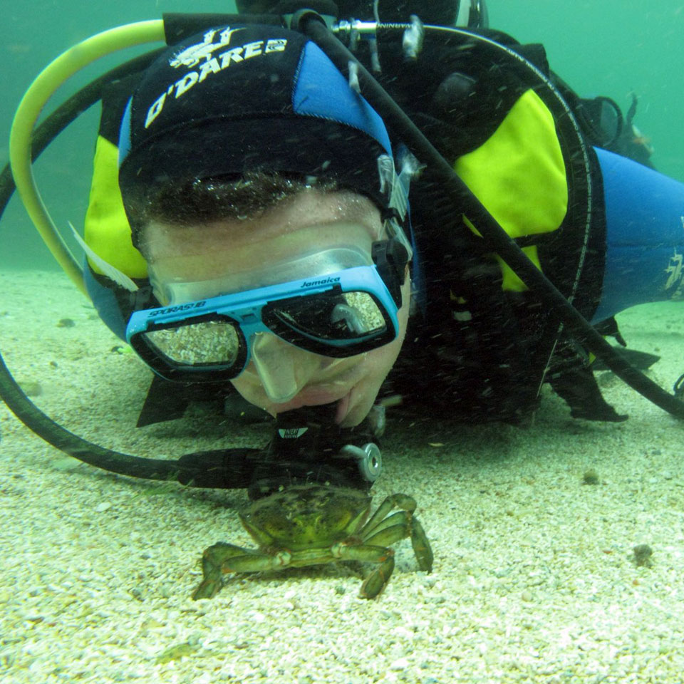 Scuba Diving - Scuba Carraroe - An Cheathrú Rua